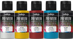 Vallejo Premiumr 5x 60ml Set Airbrush Farben Basis