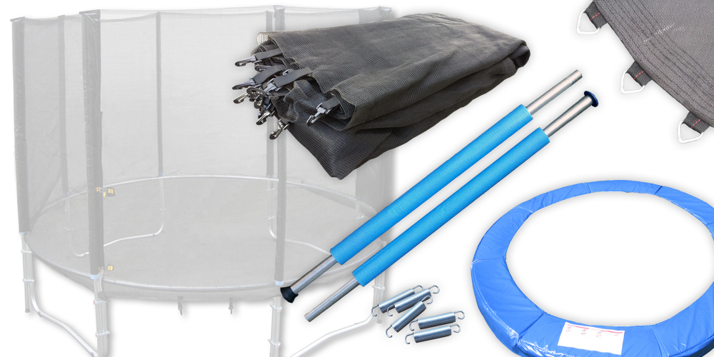 trampolin ersatzteile. Black Bedroom Furniture Sets. Home Design Ideas